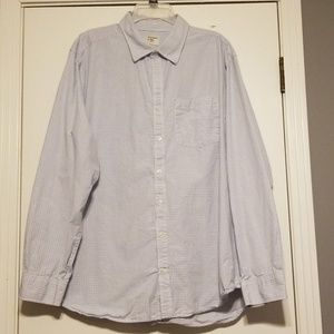 Old navy mens button down shirt